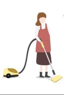 Helper / Pembantu Rumah / Maid