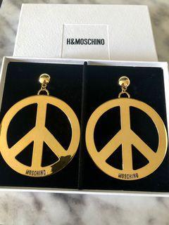 H&M ✖️Moschino Earring