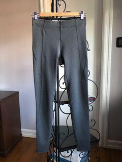 Ivy Park long gray leggings tights