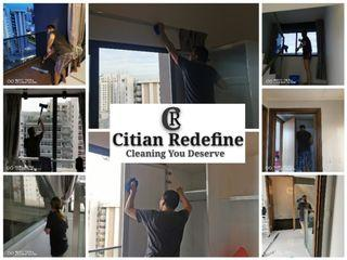 Professional Cleaning Of Hdb / Condo / Landed / Office Moving In/Out Detail Cleaning