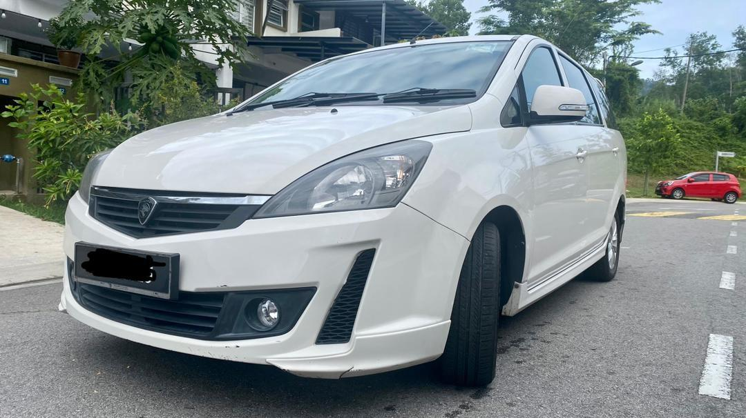 PROTON EXORA 1.6 STANDARD SPEC / NO PROSESING FEES / TIPTOP & FREE ACCIDENT / 1 OWNER
