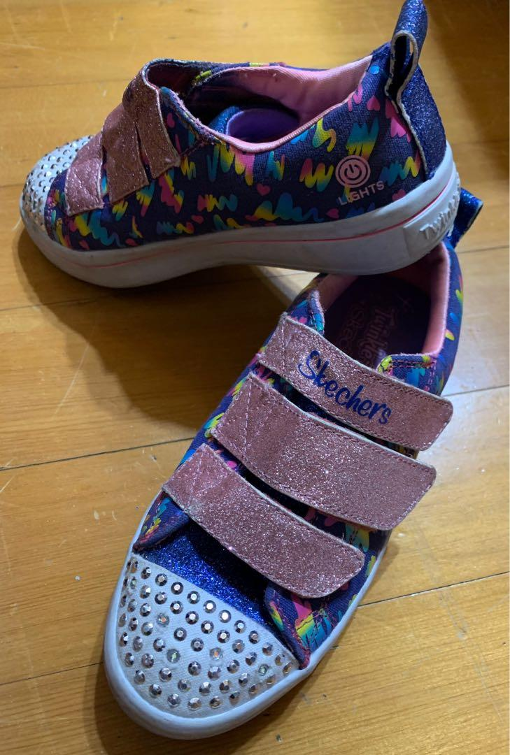 Skechers女童鞋