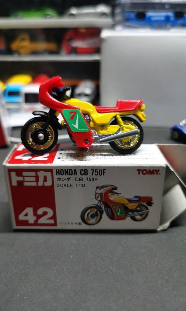 Tomica Honda CB 750 Rare