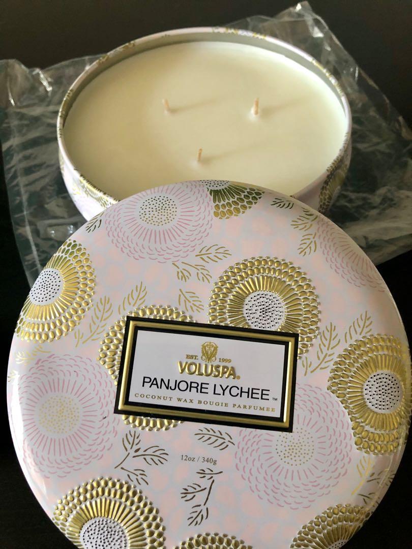 Voluspa Fragrance Candle
