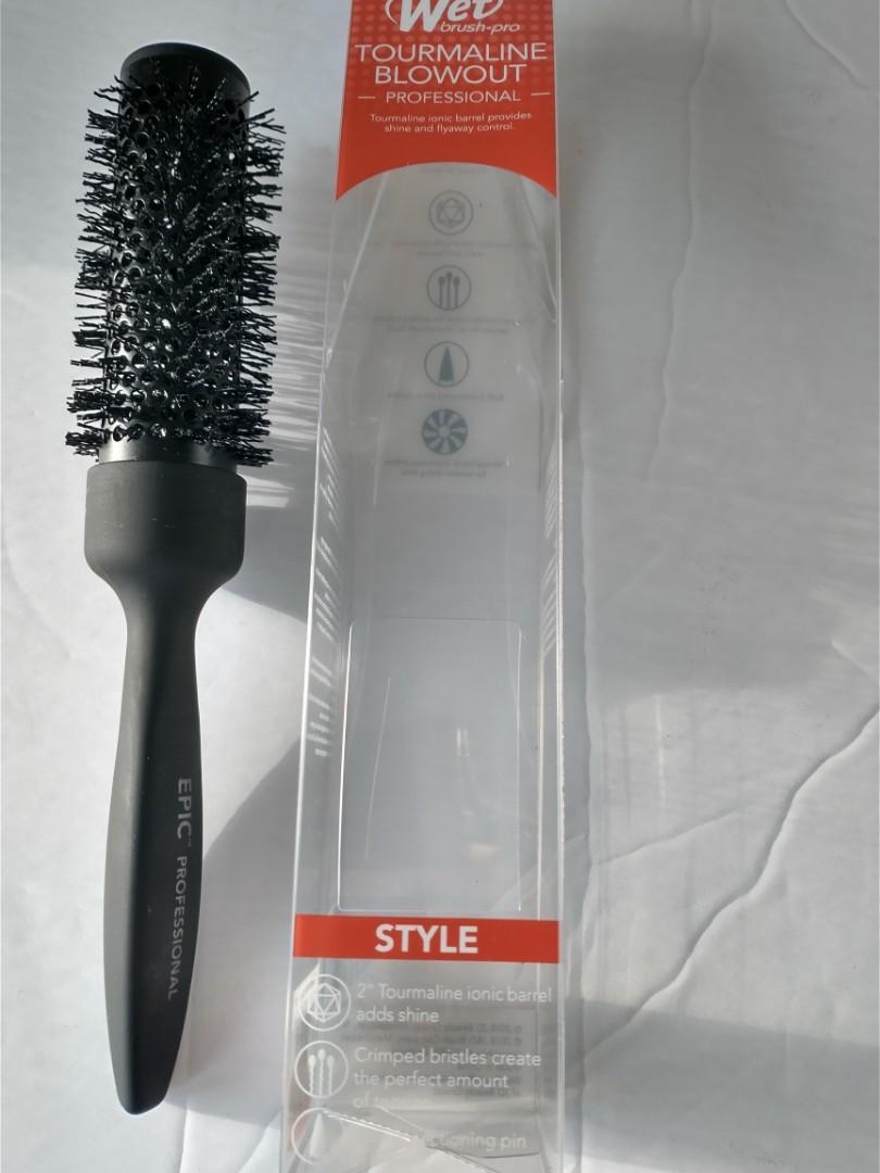 🌸Wet Brush Tourmaline Blowout Professional