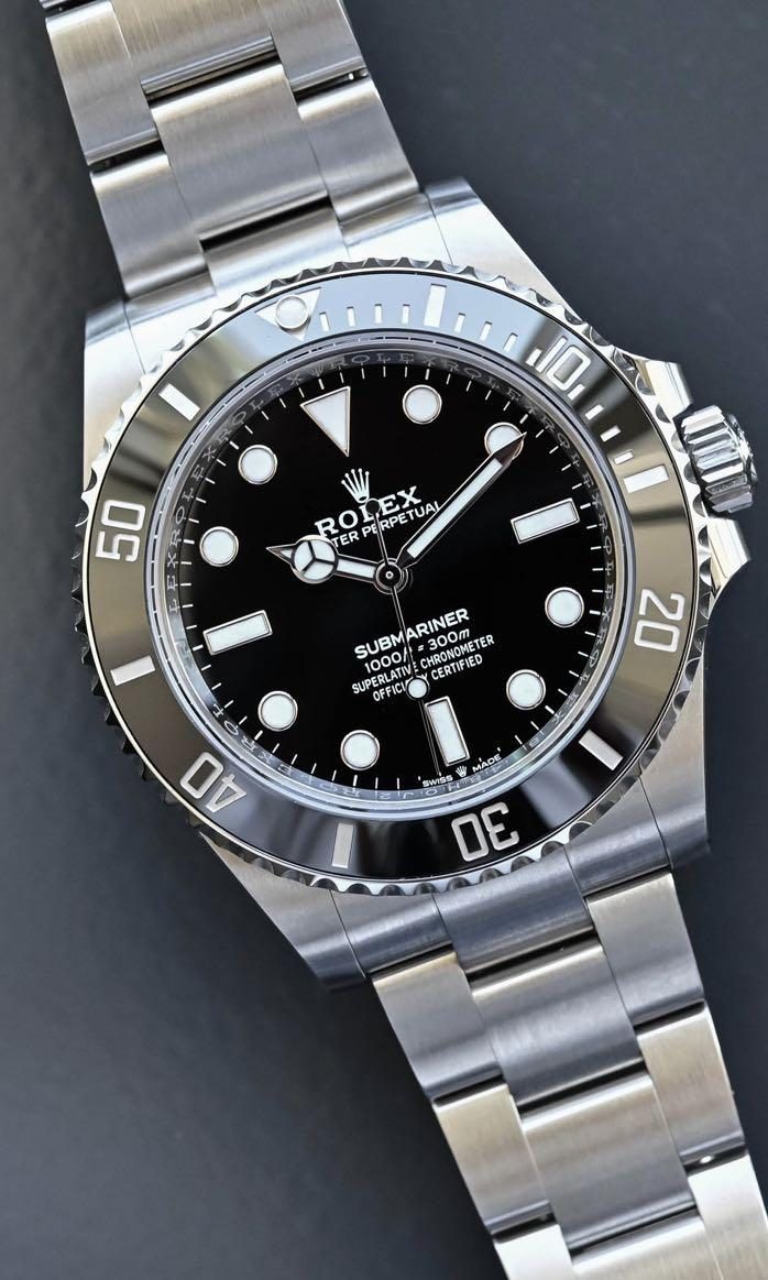 WTB 124060 Rolex Submariner No date