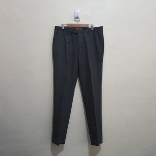Zara Man Charcoal Trousers