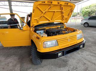 1990 Suzuki Vitara 1.6 Manual 4WD 3 Door