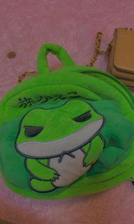 旅行蛙背包🐸