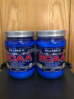 加拿大ALLMAX 100%高品質純微化無調味肌酸 400g(80份)-即期品