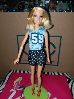 Barbie pivotal preloved mattel