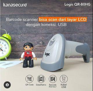 Barcode Scanner Logic QR-80HG