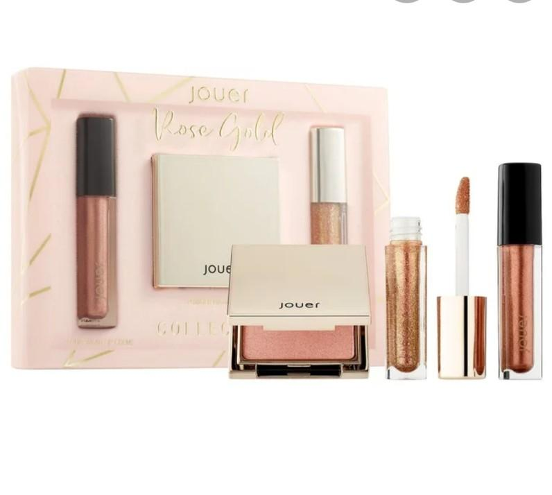 BNew Jouer Rosegold collection , Set