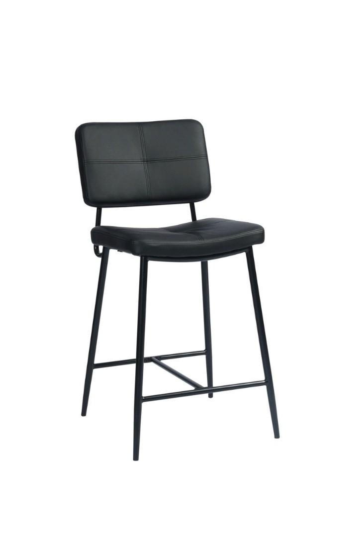 Brand new - (Set of 2) Faux Leather BARSTOOL