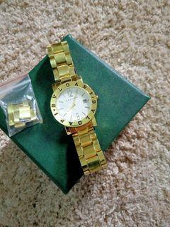 Bvlgari women gold