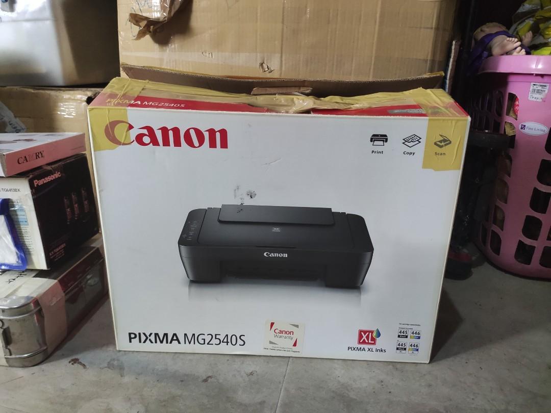 Canon Pixma MG20S, Computers & Tech, Printers, Scanners ...
