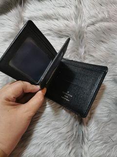 Damier Ebene Graphite Wallet