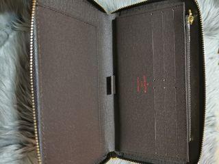 Damier Infini Leather Wallet