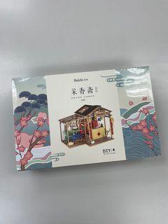 DIY小屋 中國風模型 采香齋 Nanci 囡茜之家