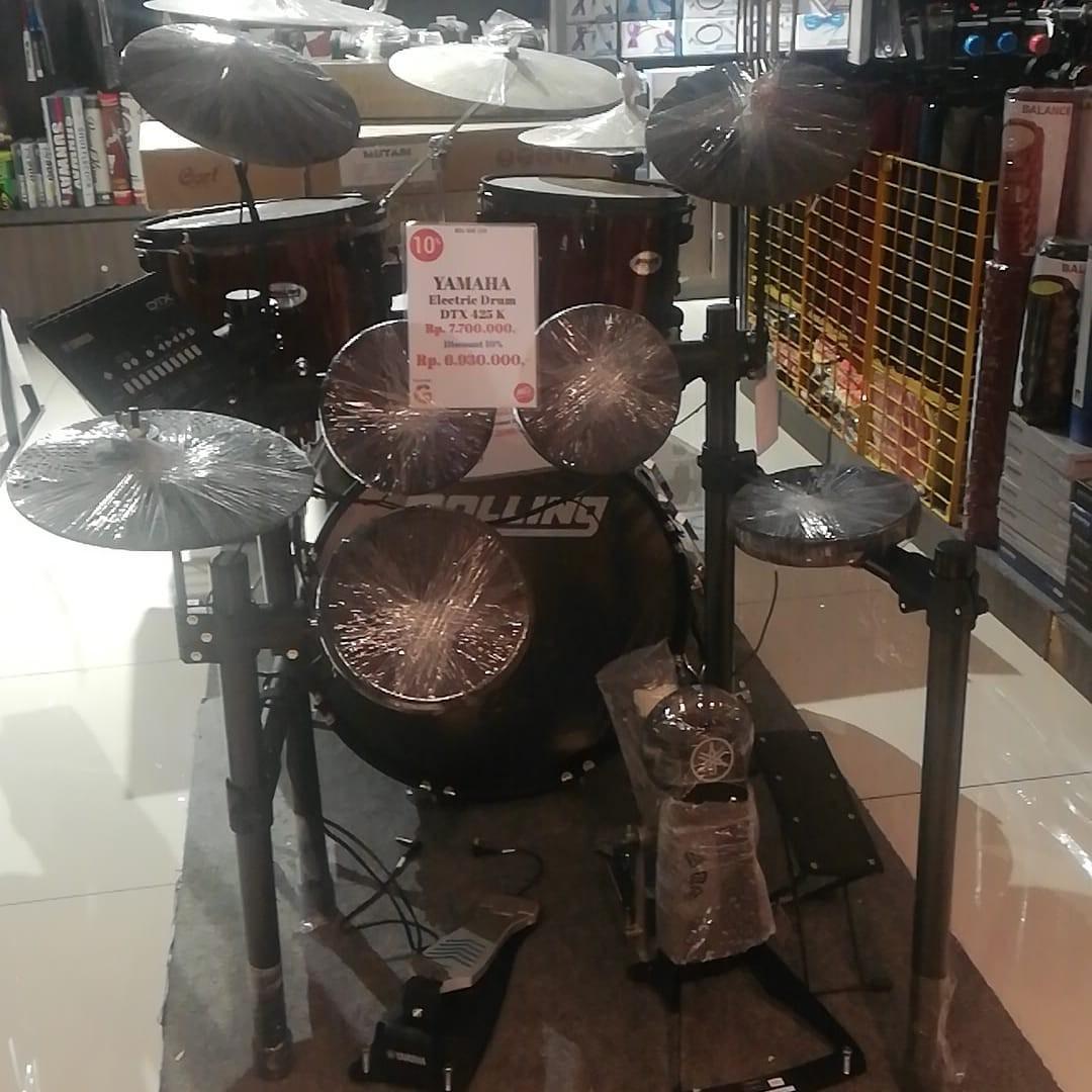 Drum Elektrik Yamaha Kredit BIsa Non Cc