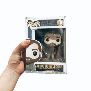 Funko Pop 15: Albus Dumbledore from Crimes of Grindelwald