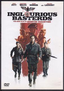 Inglourious Basterds《希魔撞正殺人狂》DVD