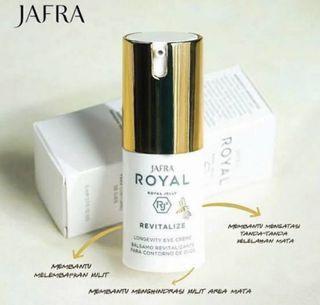 Jafra eye creme