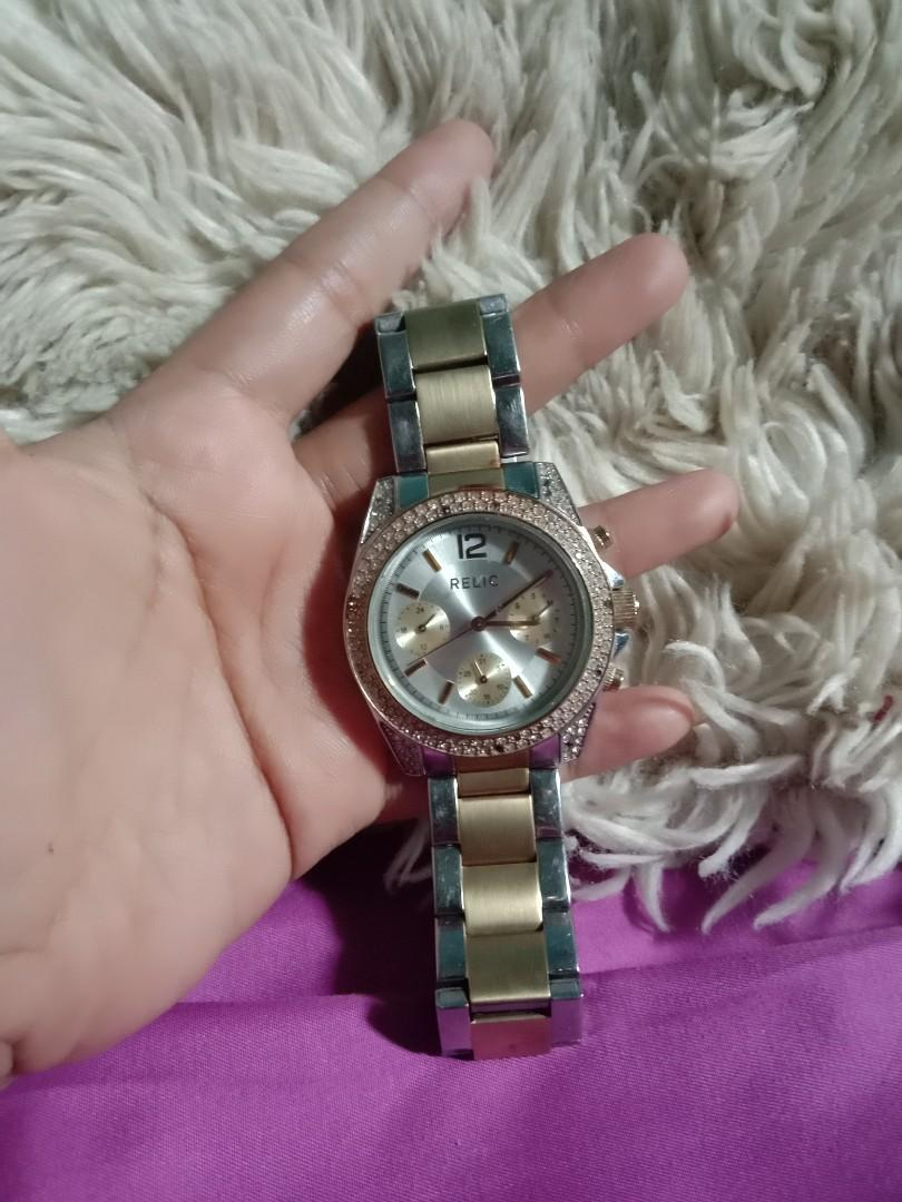 Jam relic by fossil