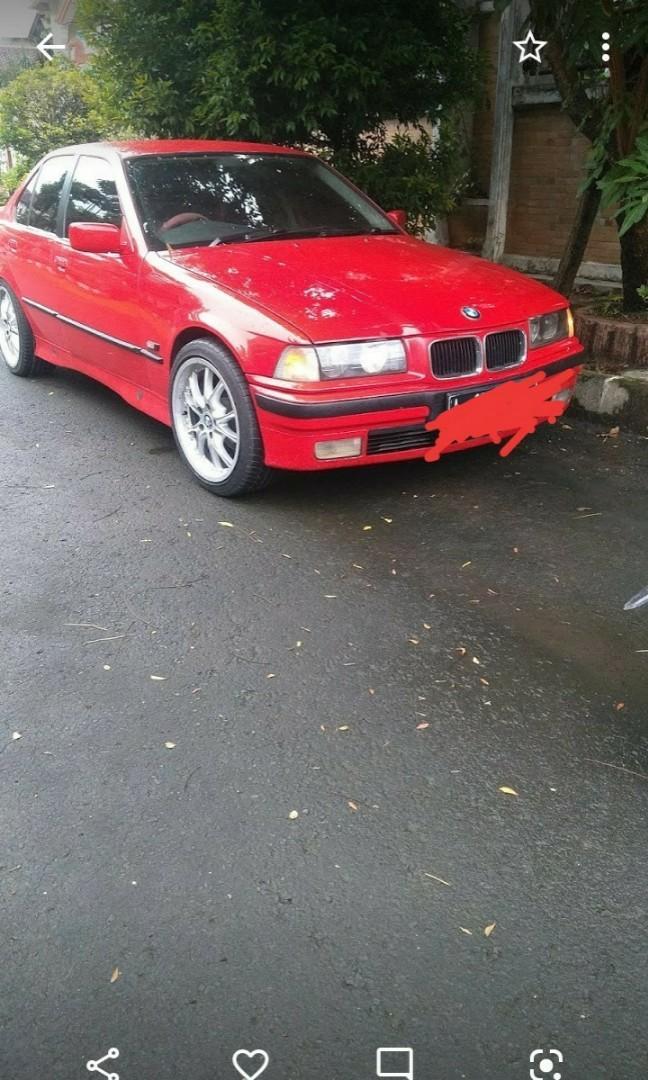 Jual cepat BMW 320i Mt th 94