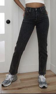 Levi's Wedgie Jean- Size 24