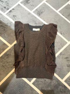Lily brown top