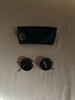 Love Poly Sunglasses (black)
