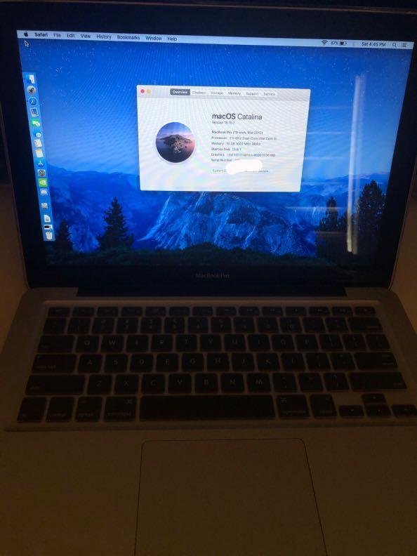 MacBook Pro 1Tb SSD 16Gb Ram