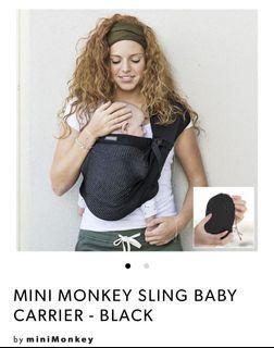 Mini Monkey Sling