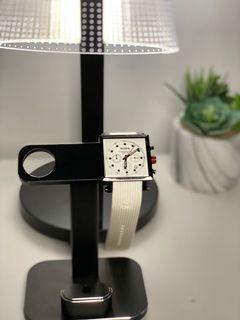 Redline watch/white