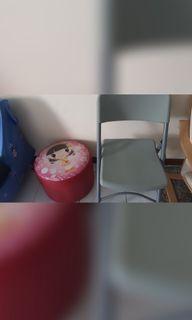 Sofa dan bangku 2set