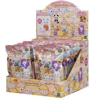 Sylvanian Families Baby Collection Baby Sweet Series Box