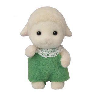 Sylvanian Families Baby Sheep