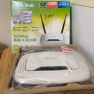 TP-LINK無線N路由器