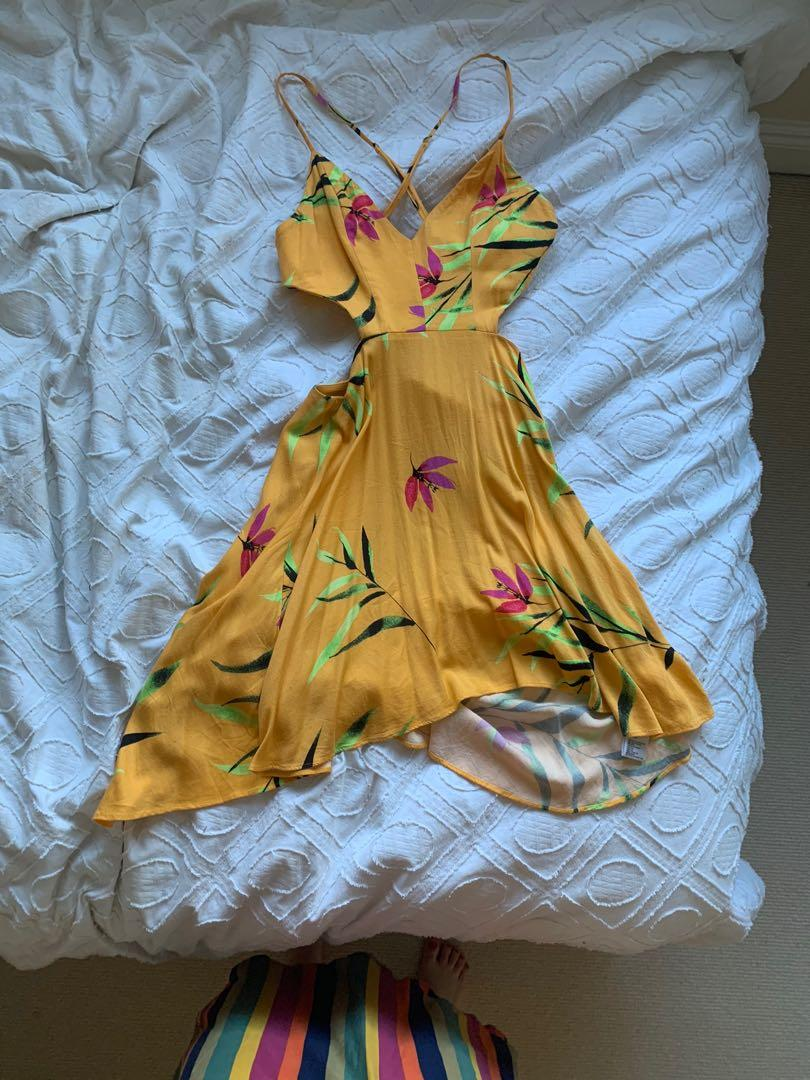 Urban Outfitters cut out sundress size m