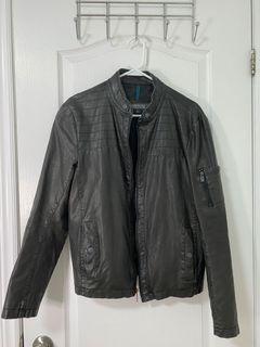 Vintage motorcycle jacket / S