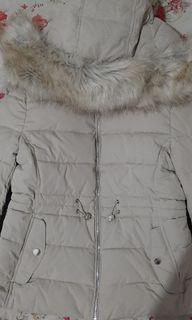 Zara Jacket faux fur