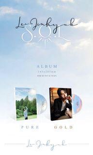 二手 全專 李鎮赫 首張專輯「S.O.L」兩版合購