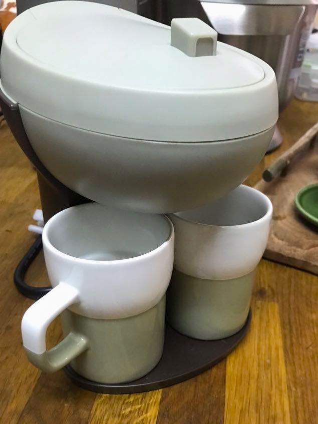 雙人咖啡機 美式 Récolte