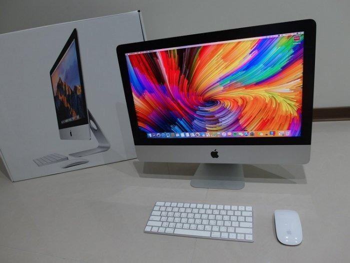 【出售】Apple iMac 21.5吋 四核心 輕薄型 桌上型電腦
