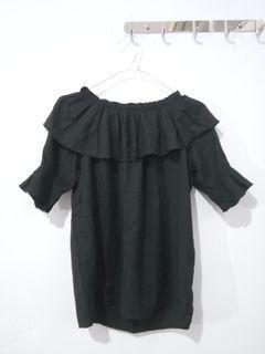 BLACK TOP SABRINA