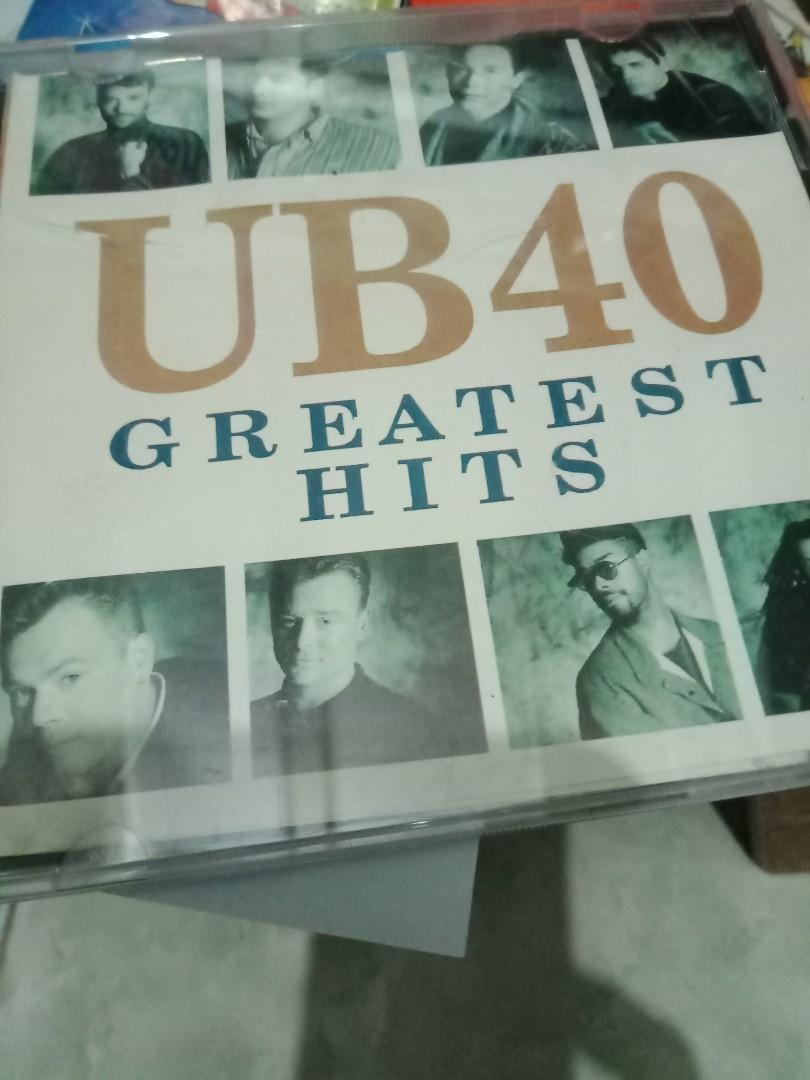 Cd the Best UB 40