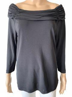 Coast black womens blouse