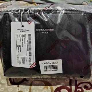 [PROMO] David jones Paris tas selempang wanita rantai kecil kulit