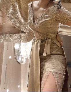 Dress designer avail for rent/buy